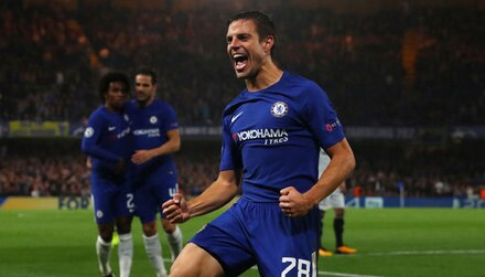 West Brom-Chelsea: Hail Cesar to give Blues victory at Hawthorns