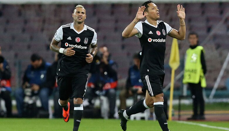 Tuesday acca: Besiktas in 25/1 five-fold