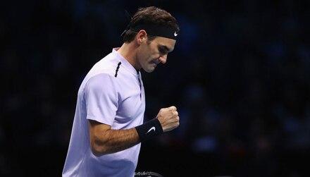 ATP Finals: Federer to face stern Zverev test in London