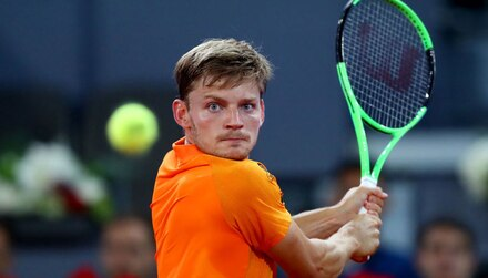 ATP Finals: Goffin to grab shock win against fitness worry Nadal