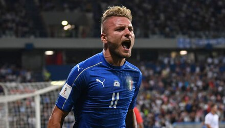 Sweden-Italy: Take Stockholm goals in World Cup play-off