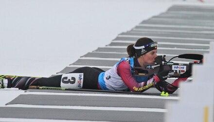 Victoria Padial no estará en Pyeongchang