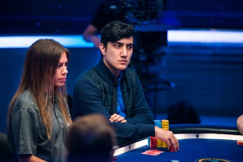 PCA 2018: Luca, Bonomo, Negreanu lead final seven of Super High Roller