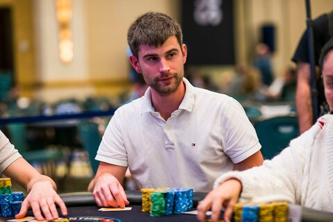PCA 2018: Stark edges Peters as bubble day delivers thrills and spills