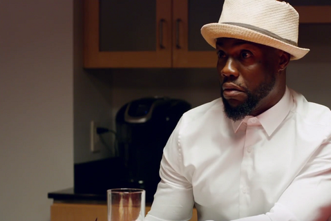 VIDEO: Can you read Kevin Hart's poker face?
