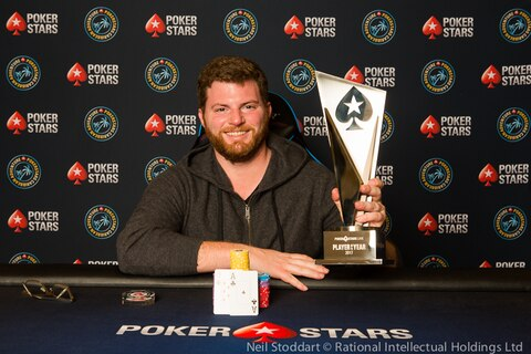 Nick Petrangelo brings PokerStars Championship to a close winning POTY title