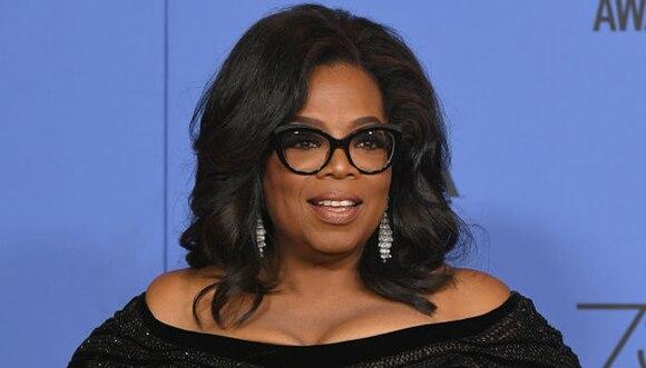 Oprah US president odds slashed after Golden Globes speech