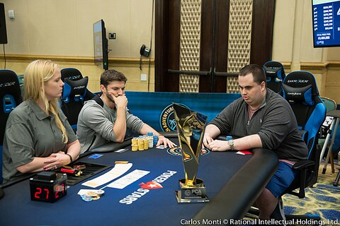 PCA 2018: $25K High Roller final table coverage archive