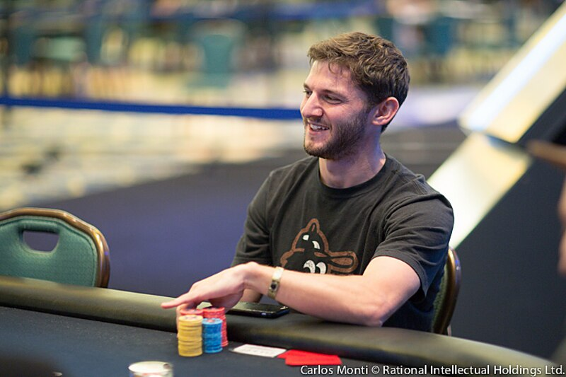 Pca 2018 Jonathan Jaffe Leads The High Roller Final Table Richard