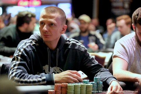 PokerStars Festival London: Farkas carries lead into third and final day of Main Event