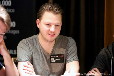 PokerStars Festival London: Main Event Day 1B Live Updates
