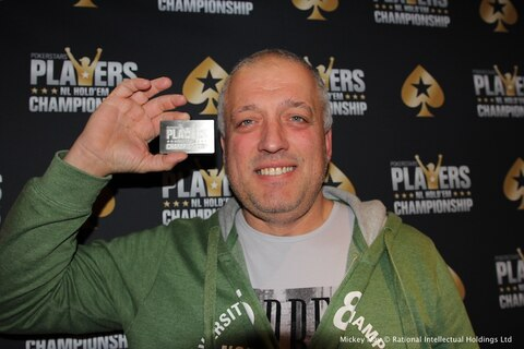 Bellisimo! Giuseppe Caridi wins Platinum Pass and ends 10-year quest for a PokerStars title