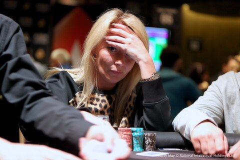 PokerStars Festival London: Irena Macesovic becomes overall chip leader after monster Day 1C