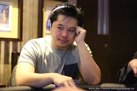 PokerStars Festival London: Wong leads High Roller finale, but Schwartz is the headliner