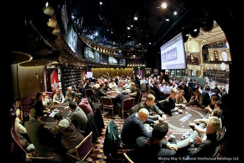 PokerStars Festival London: Main Event Day 1C live updates