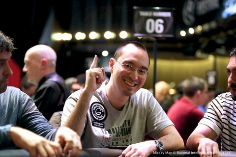 PokerStars Festival London: Main Event Day 1A live updates