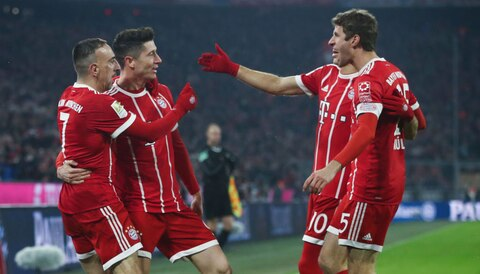 Bayern Munich vs Besiktas: German champions to burst out of the blocks