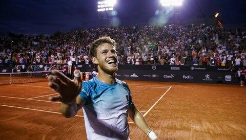 Apuestas del tenis para el lunes: Schwartzman busca sentirse bien en los