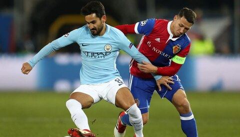 Manchester City vs Basel: Easy does it for quarter-final bound Citizens