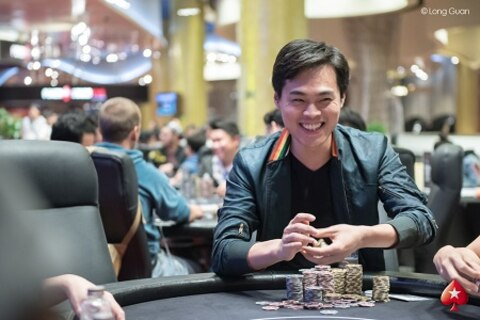 PokerStars MPC28: HK$80,000 High Roller Day 1 live coverage