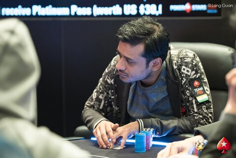 PokerStars MPC28: Red Dragon Day 2 Live Updates