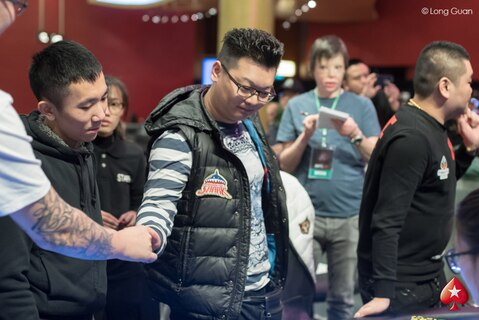 PokerStars MPC28: Red Dragon final table live coverage