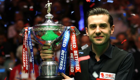 World Championship: 12 contenders to win Crucible title