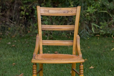 Tales from the Home Game: Jimmy the Chair