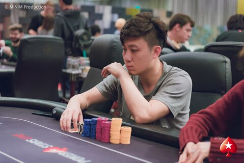 Yan Zhuang leads the pack as APPT Macau High Roller Day 1 concludes