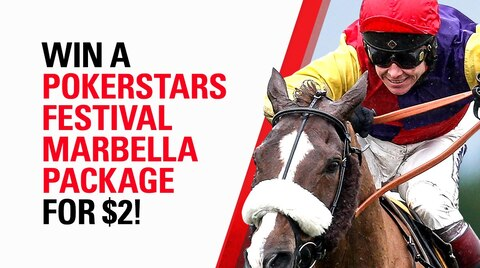 This Sunday spend $2 in The Big Race to win a $3,000 Marbella Festival package (and more)