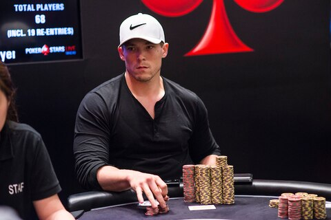 APPT Macau: Nitsche bubbles giving Foxen a huge final table chip lead