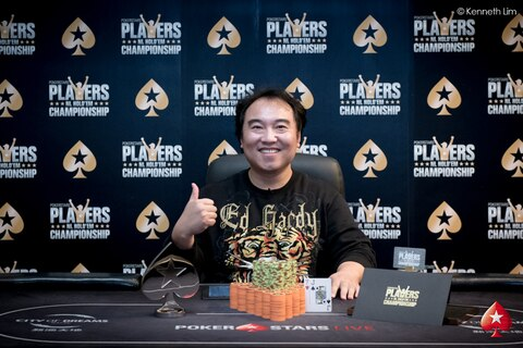 'Social' Poker Player Jian Chen Wins Platinum Pass at APPT Macau Asia Open