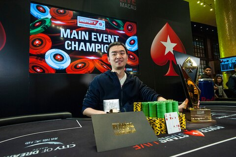 A World of Warcraft leads to the world of poker and a Platinum Pass for Lin Wu