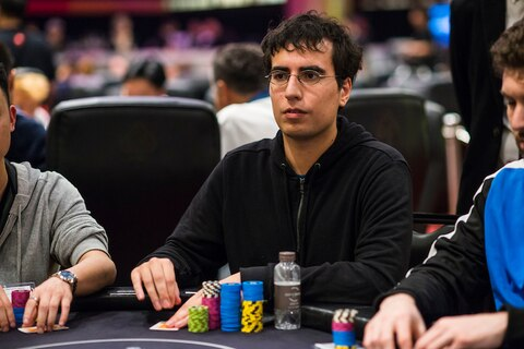APPT Macau: Diego Palma ends Main Event Day 1A in the lead