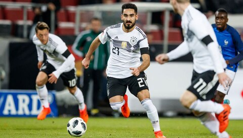 Germany vs Spain: World champions hold aces to edge Dusseldorf warm-up