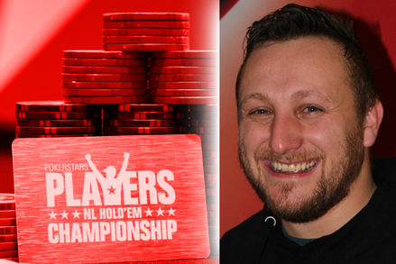 James Ablott: Playing six-handed for the Platinum Pass