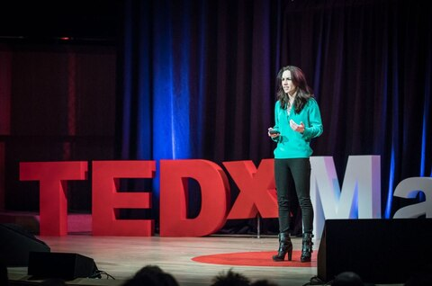 Team Pro Liv Boeree on her TEDx talk: