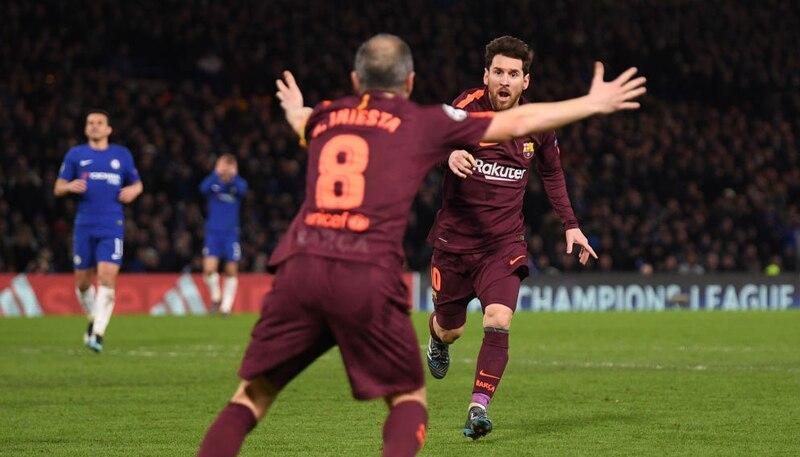 Betstars, FC Barcelona vs Chelsea, Champions League, Futbol