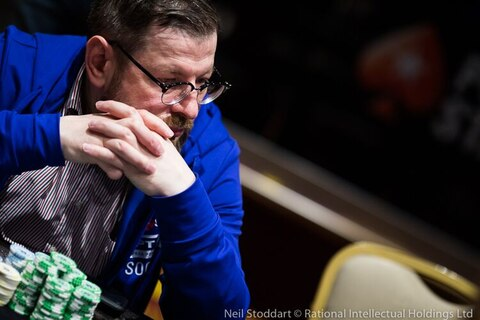 EPT Sochi: Mikhail Plakkhin moves into Main Event lead. 16 remain