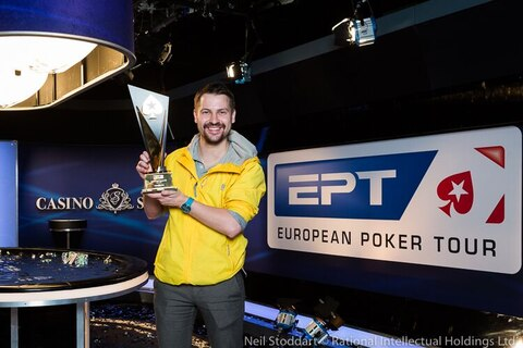 EPT Sochi: Arseniy Karmatskiy wins Main Event, 27,300,000 ₽, and Platinum Pass