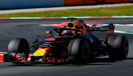 Australian Grand Prix: Go Max to get Red Bull off to Melbourne flyer