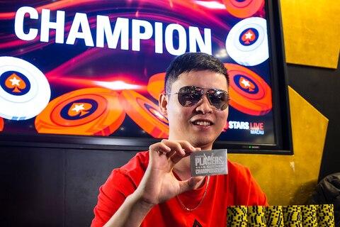 Stock Broker scores Platinum Pass in first-ever poker tournament