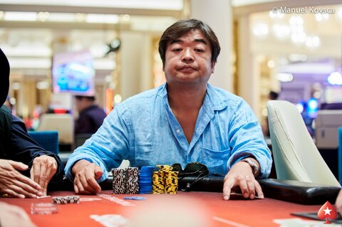 APPT Korea Main Event: Ota tops Day 1B, Janik leads overall