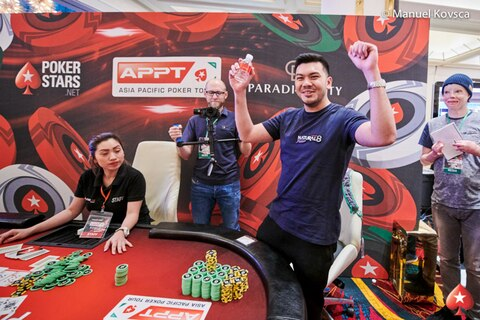 APPT Korea: Main Event Final Day coverage archive
