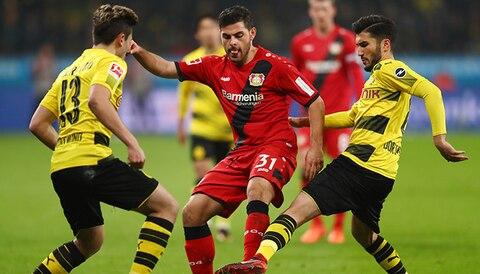 Borussia Dortmund vs Bayer Leverkusen: ¿Quién presionará al Schalke 04?