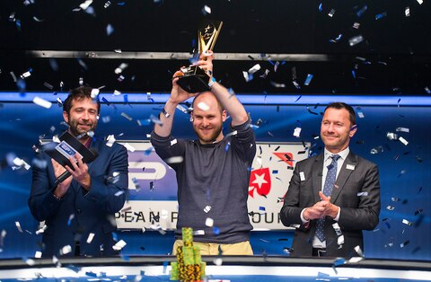 EPT Monte Carlo: Greenwood there from first to last, claims Super High Roller title