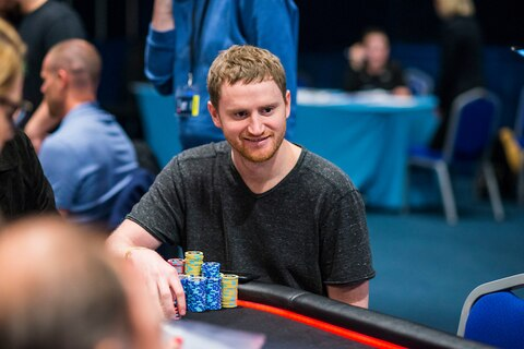 EPT Monte Carlo: David Peters surges ahead as Main Event Day 2 ends shy of bubble