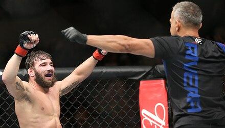 Jimmie Rivera vs Marlon Moraes: Dos