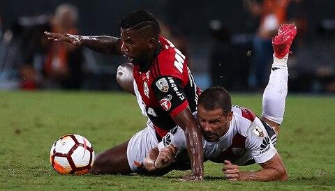 River Plate vs Flamengo: Dos gigantes se pelean por el liderato del grupo