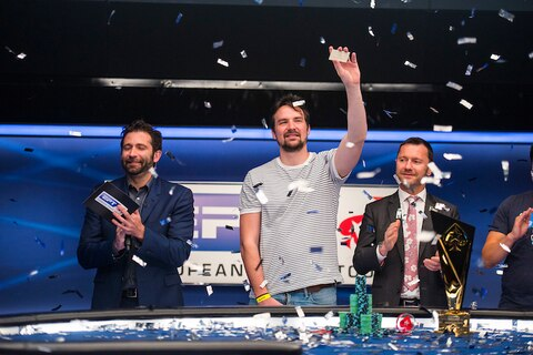 Nicolas Dumont steers steady course to EPT Monte Carlo title and Platinum Pass